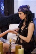 Aiden Ashley gives Elle Alexandra a palm reading and oral