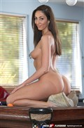 Angelica Saige shows off her lean body and gets nailed from Digital Playground