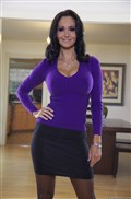Ava Addams gets banged in her tight purple sweater from evilangel