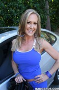 Brandi Love shows off her round ass and gets screwed behind from BangBros