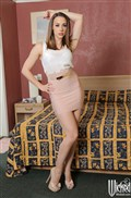Chanel Preston gets naughty in a small hotel room