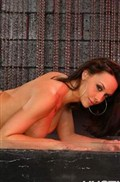 Chanel Preston gets banged on the couch in a black bikini from Hustler