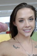 Chanel Preston screws in the ass in blue warmups Picture 18