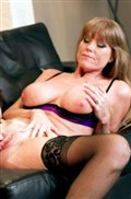 Darla Crane and Alexa Nicole share cock on the couch from Penthouse