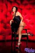 Dylan Ryder looks so hot in her fishnet stockings from Dylan Ryder