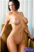 Dylan Ryder shows off her hot body on a hotel chair from Dylan Ryder