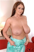 Eva Notty shows her big tits and rides cock on the couch from DDF Prod