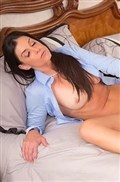 India Summer and Veronica Radke share a young stud in bed Picture 12