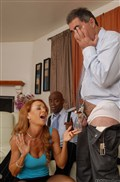 Janet Mason fucks in front of her husband Picture 11