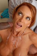 Janet Mason fucks in front of her husband Picture 18