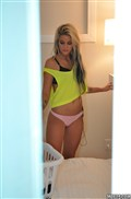 Jessa Rhodes gets spied on and screwed in a yellow top Picture 01