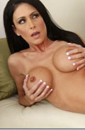 Jessica Jaymes hot cougar seduces a young stud Picture 11