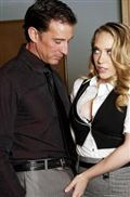 Kagney Linn Karter gets banged in the office from Penthouse