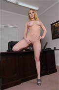 Kagney Linn Karter hot boss fucks at work