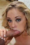 Katie Kox gets massaged after a bike ride from BangBros