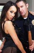 Katsuni shows tits and gets screwed by a sexy police officer from Penthouse