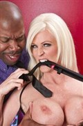 Kaylee Brookshire picks her favorite black cock to screw from Mofos Network