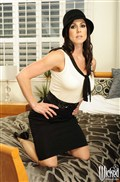 Kendra Lust gets banged in white lingerie and nude stockings Picture 02