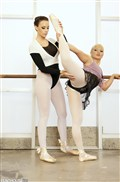 Lea Lexus and Chanel Preston lick pussy after ballet class from Penthouse