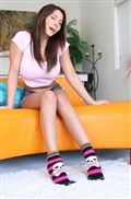 Madison Ivy gives one amazing foot job from BangBros