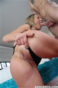 Nikki Sexx gets her ass banged and shows big bouncy tits from BangBros