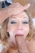 Nikki Sexx gives a point of view blowjob in a purple dress Picture 14