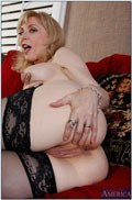 Nina Hartley fucks her sons stud best friend Picture 16