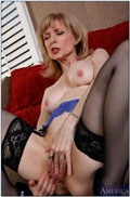 Nina Hartley fucks her sons stud best friend Picture 17