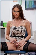 Rachel Roxxx amazing office babe gets banged from Naughty America