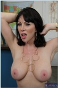 Rayveness hot teacher gets banged in her classroom