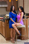 Romi Rain and Ava Addams busty babes share dick Picture 02