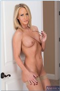 Tutor Simone Sonay gets naughty while making a house call Picture 10