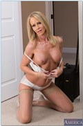 Tutor Simone Sonay gets naughty while making a house call Picture 05