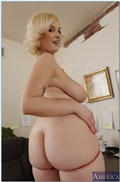 Busty blonde Siri gets pussy pounded at the office from Naughty America