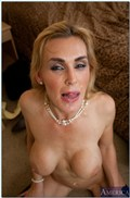 Tanya Tate goes over to a neighbors to screw from Naughty America