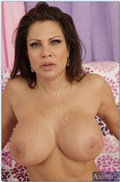 Teri Weigel seduces her sons friend to fuck