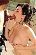 Veronica Avluv gets banged in the bathroom after a shower from 21 Sextury