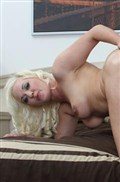 Whitney Grace rides a big black dick with a helmet on